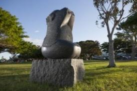 sculpture A Silent Prayer