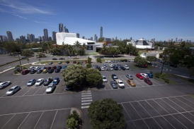 The Arts Centre Gold Coast car park